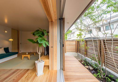 「横山の家」完成見学会